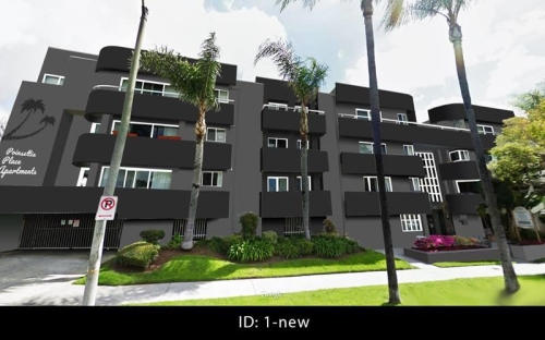 image 1 unfurnished Studio bedroom Apartment for rent in West Hollywood, Metro Los Angeles